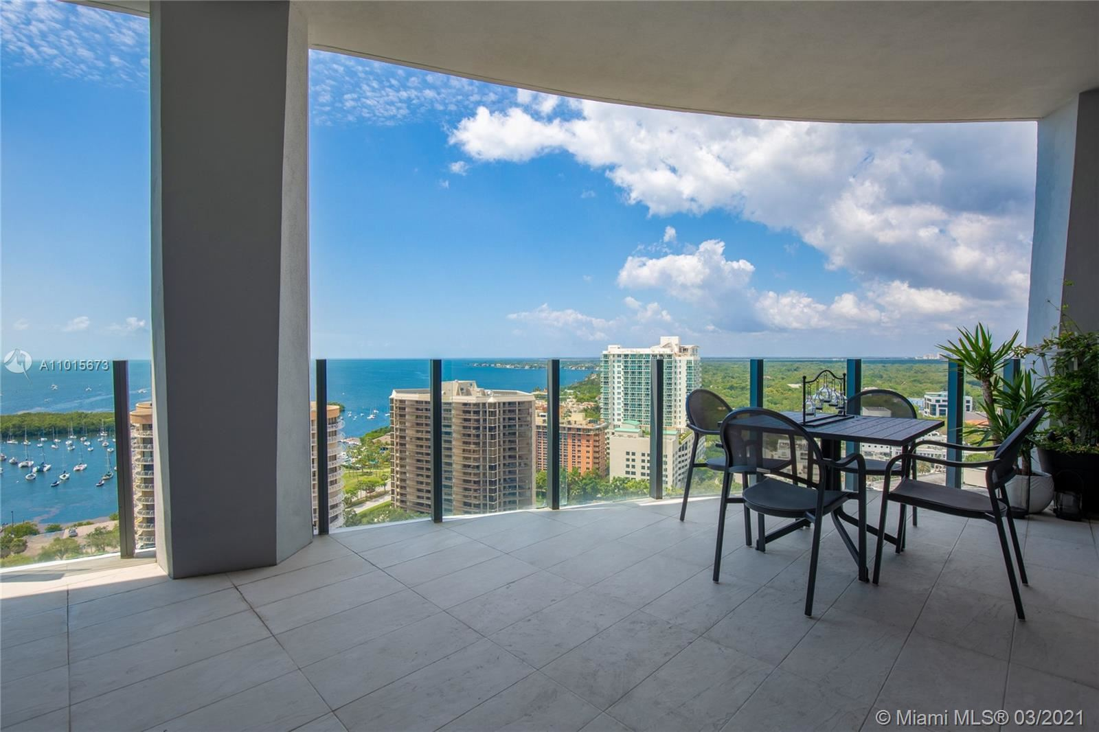 2831 S Bayshore Dr #2101, Miami, FL 33133 - MLS#: A11015673