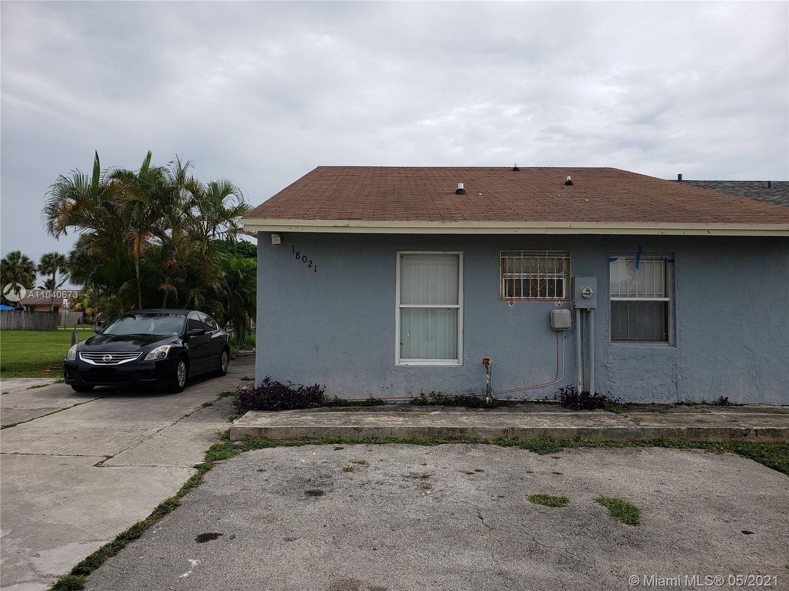 18021 NW 41st Pl #18021, Miami Gardens, FL 33055 - #: A11040673