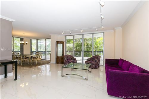 Photo of Listing MLS a10865674 in 3600 Mystic Pointe Dr #207 Aventura FL 33180