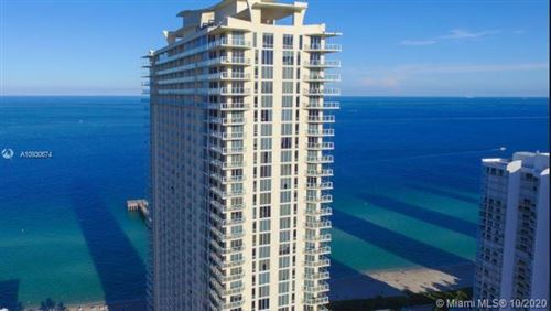 Photo of 16699 Collins Ave #2407, Sunny Isles Beach, FL 33160 (MLS # A10930674)