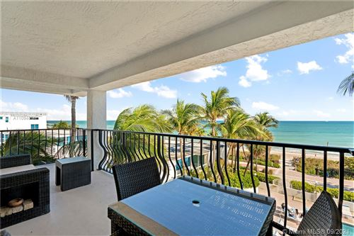 Photo of 5415 Collins Ave #407, Miami Beach, FL 33140 (MLS # A11094674)