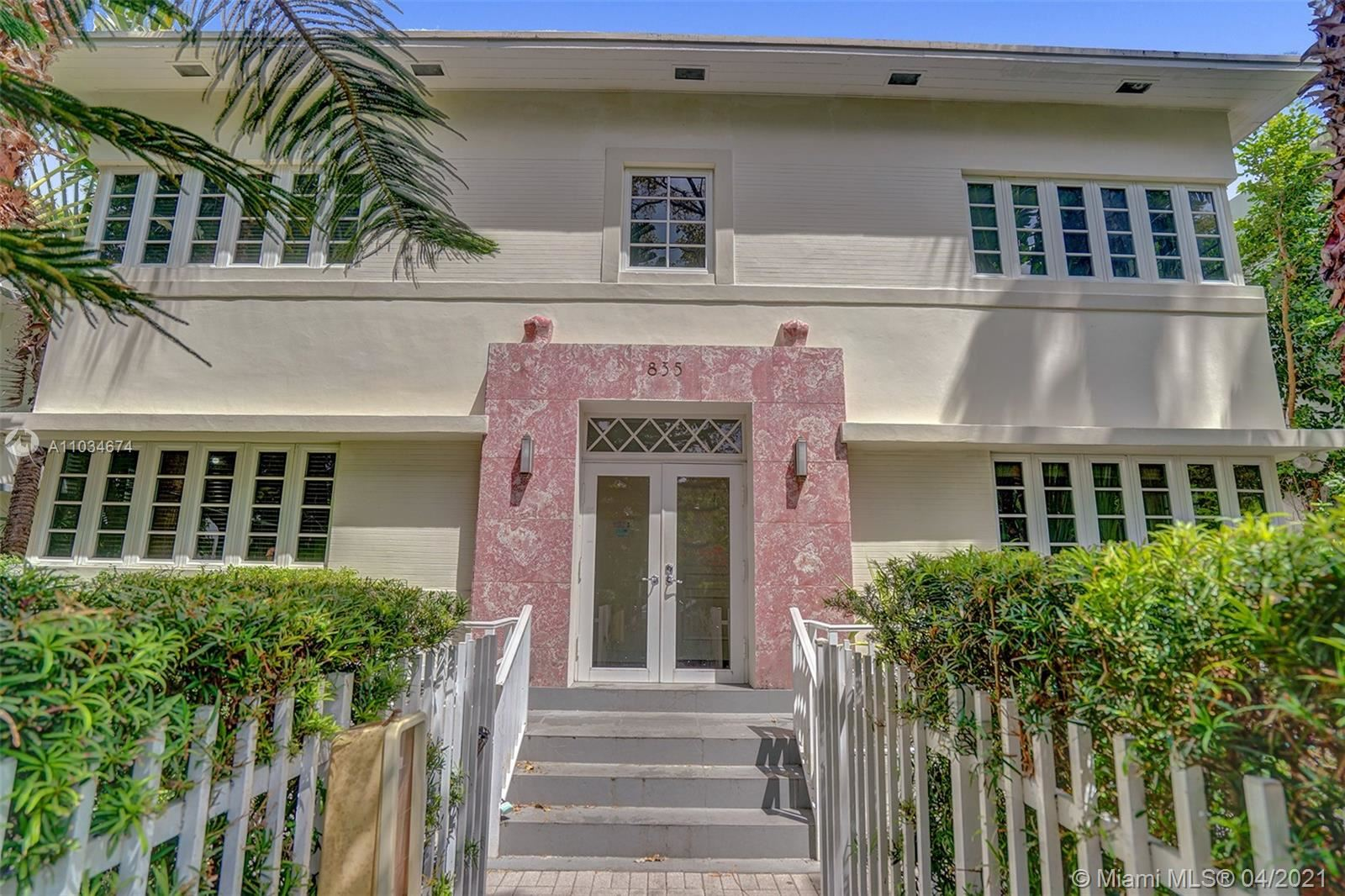 835 Michigan Ave, Miami Beach, FL 33139 - #: A11034674