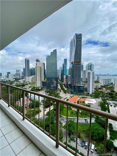 Photo of 1581 Brickell Ave #2108, Miami, FL 33129 (MLS # A10933675)