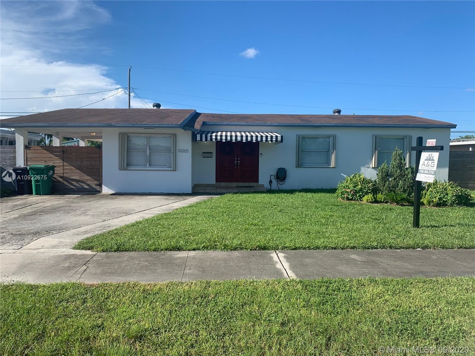 10265 SW 35th St, Miami, FL 33165 - #: A10922675