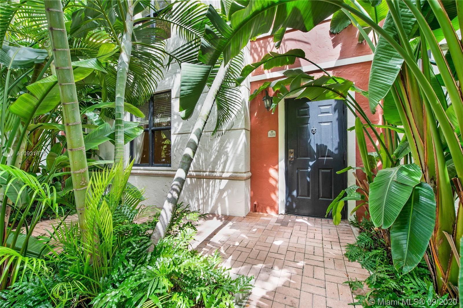 888 S Douglas Rd #109, Coral Gables, FL 33134 - #: A10931675