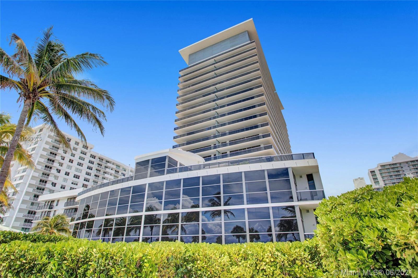 5875 Collins Ave #601, Miami Beach, FL 33140 - #: A11053675