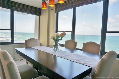 Photo of 3505 S Ocean Dr #1012, Hollywood, FL 33019 (MLS # A10793676)