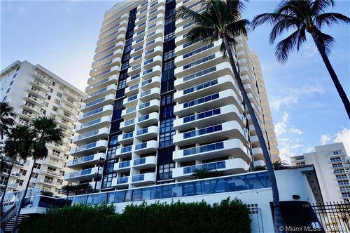 Photo of 5757 Collins Ave #1802, Miami Beach, FL 33140 (MLS # A10965676)