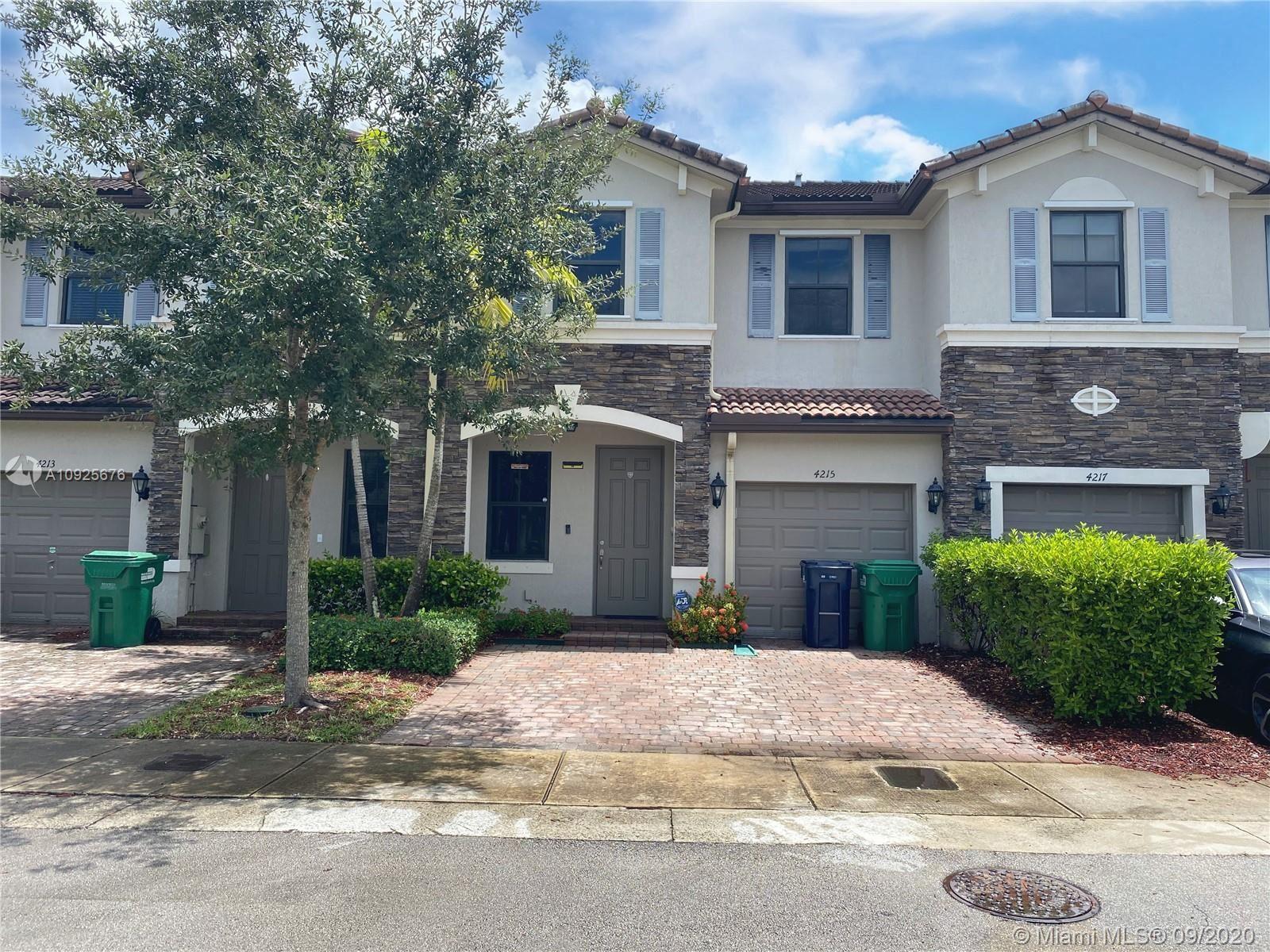 4215 SW 164th Ct #0, Miami, FL 33185 - #: A10925676