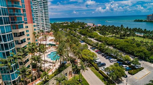 Photo of 300 S Pointe Dr #303, Miami Beach, FL 33139 (MLS # A10673677)