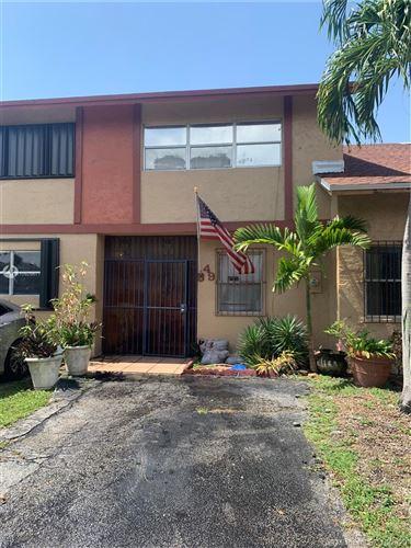 Photo of 849 W 41st St #60, Hialeah, FL 33012 (MLS # A10926677)