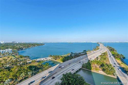 Photo of 601 NE 36th St #1512, Miami, FL 33137 (MLS # A11016677)