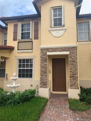 Photo of 3370 NE 13th Circle Dr #107-20, Homestead, FL 33033 (MLS # A11099677)