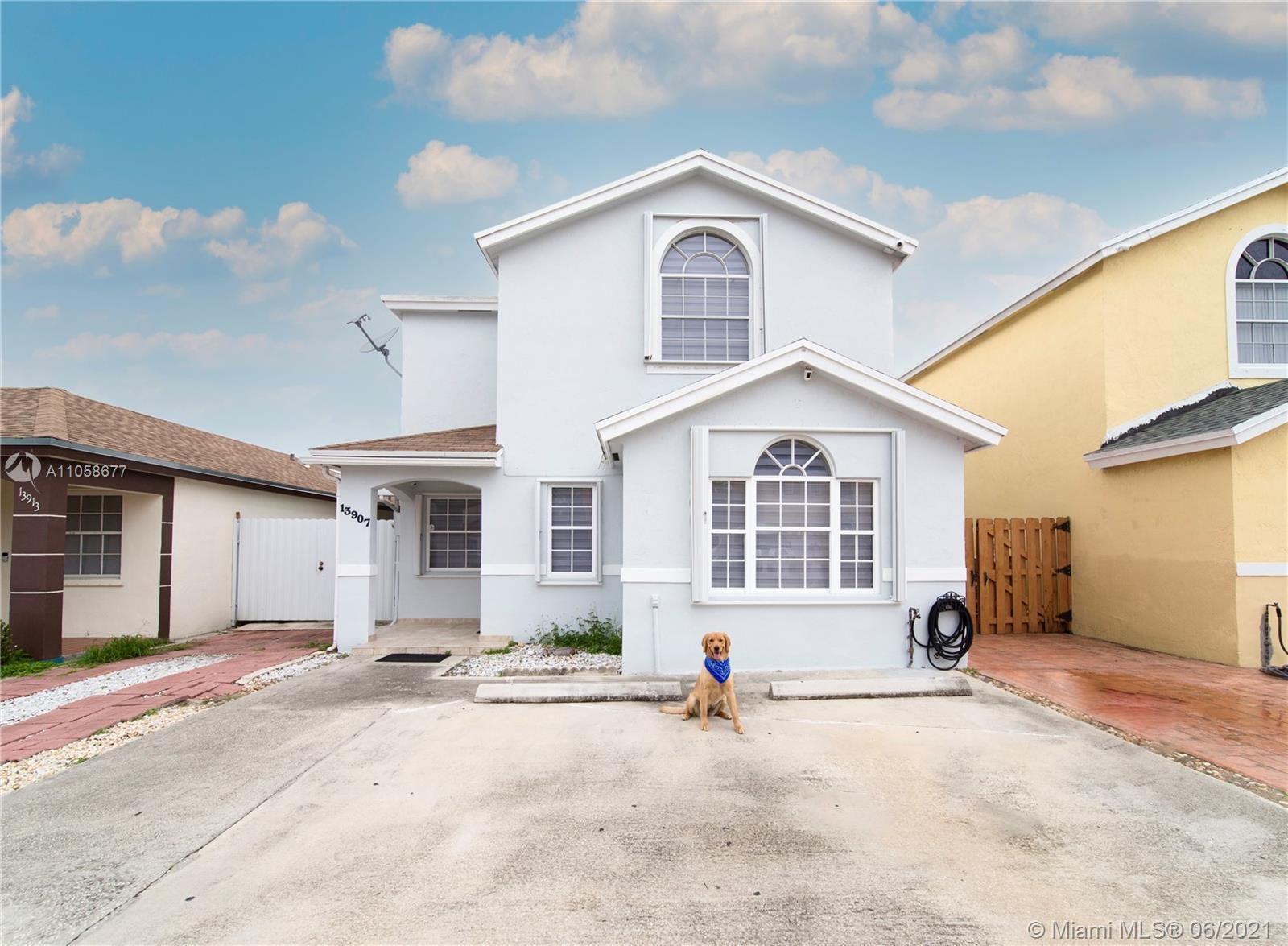 13907 SW 161st Ter, Miami, FL 33177 - #: A11058677