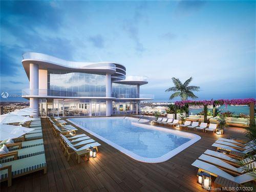 Photo of 1000 Brickell Plaza #3505, Miami, FL 33130 (MLS # A10812678)