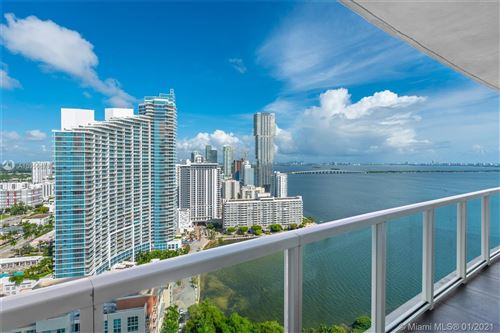 Photo of 1900 N Bayshore Dr #3106, Miami, FL 33132 (MLS # A10950678)