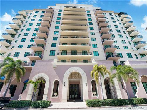Photo of 1300 Ponce De Leon Blvd #816, Coral Gables, FL 33134 (MLS # A10988678)