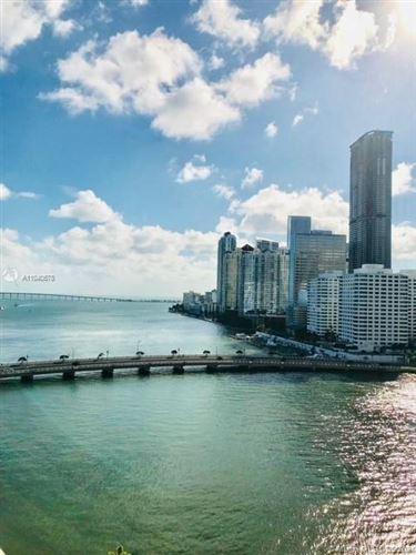 Photo of 701 Brickell Key Blvd #1402, Miami, FL 33131 (MLS # A11040678)