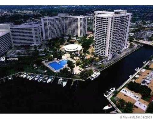 Photo of 2500 Parkview Dr #619, Hallandale Beach, FL 33009 (MLS # A11102678)