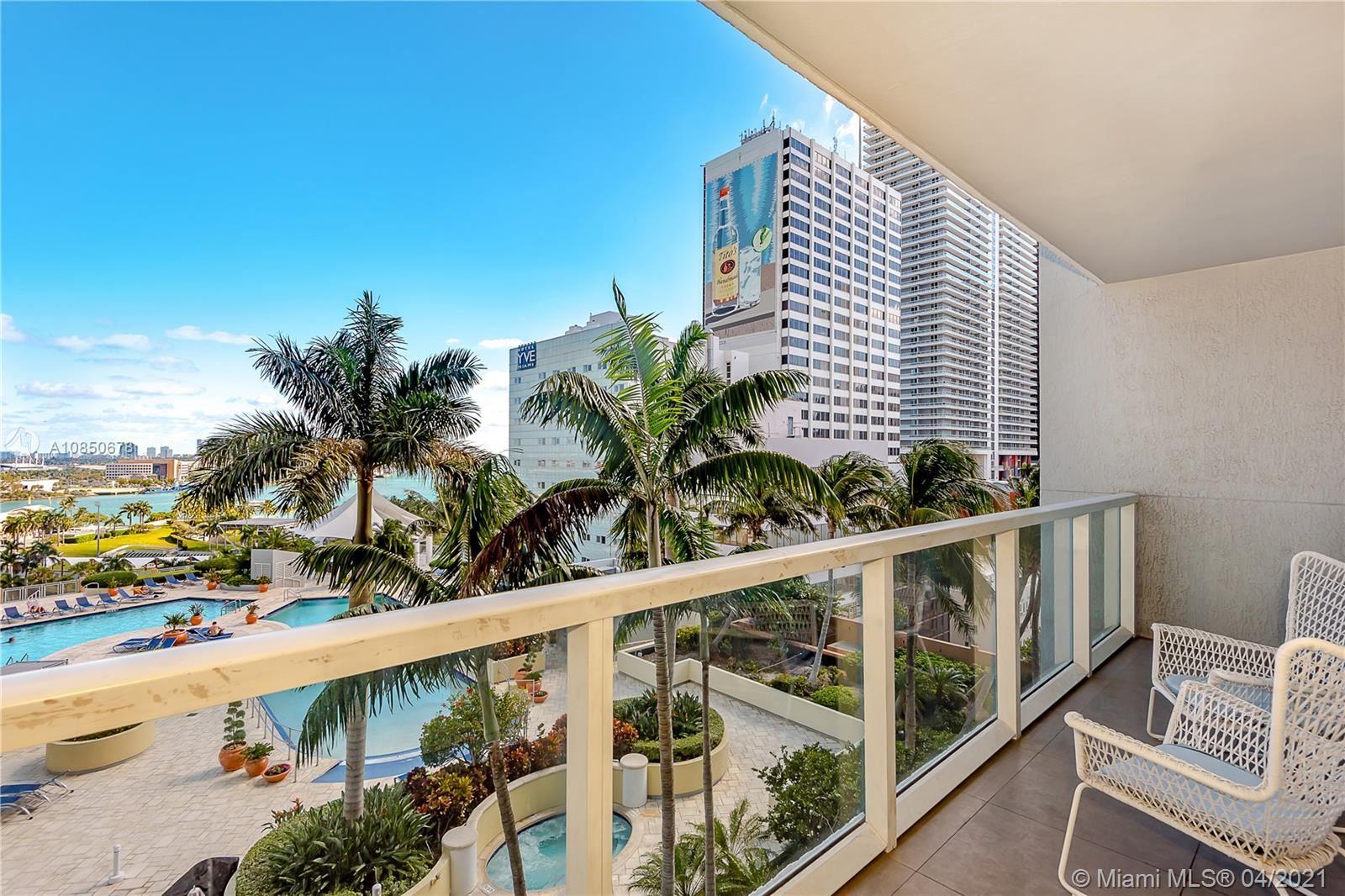 253 NE 2nd St #1105, Miami, FL 33132 - #: A10850678