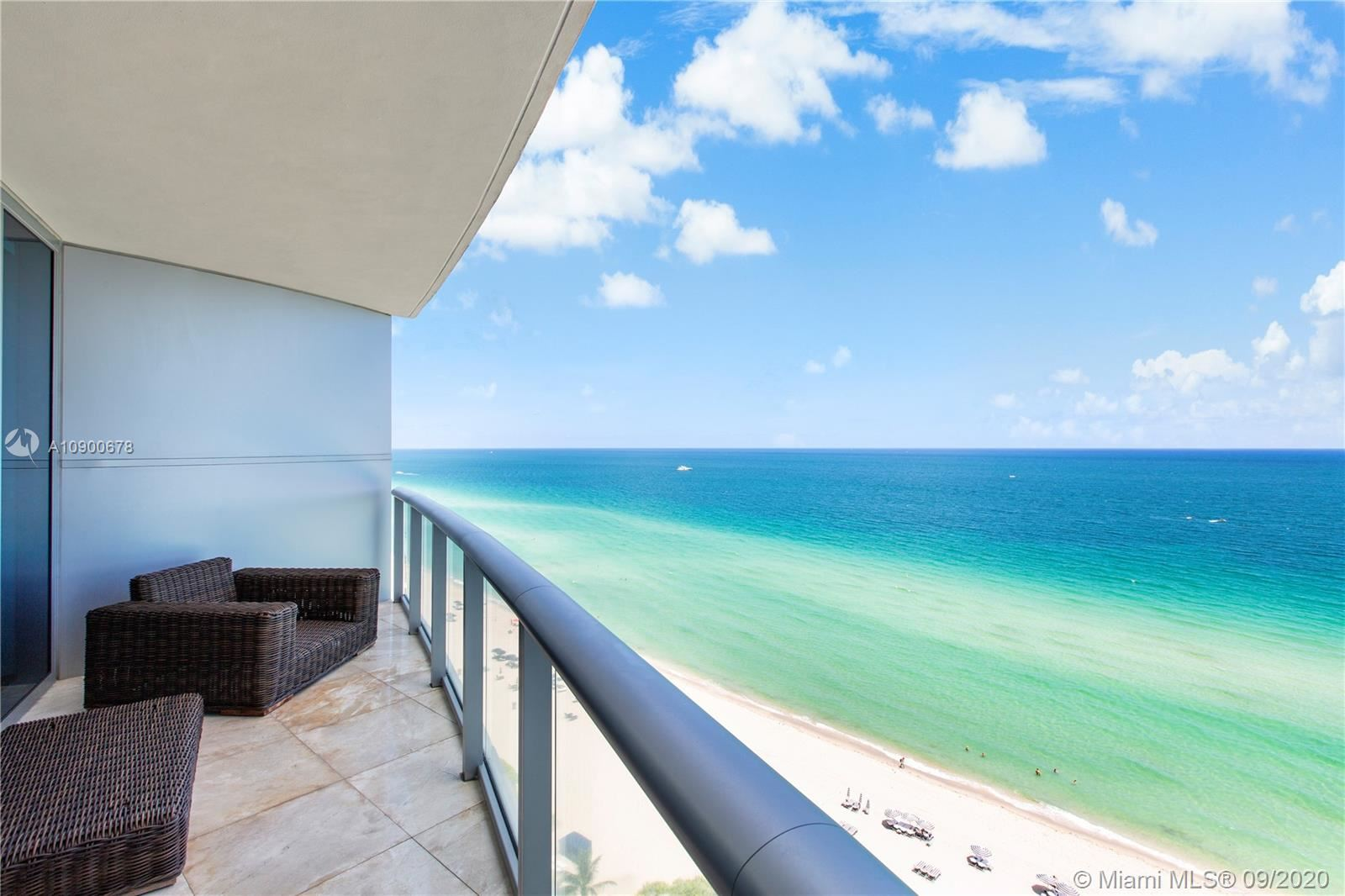17001 Collins Ave #1705, Sunny Isles, FL 33160 - #: A10900678