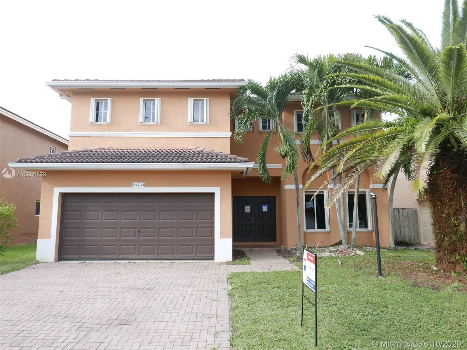 15735 SW 145th Ter, Miami, FL 33196 - #: A10940678