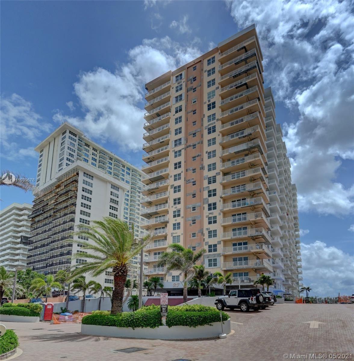 3850 Galt Ocean Dr #1405, Fort Lauderdale, FL 33308 - #: A11039678