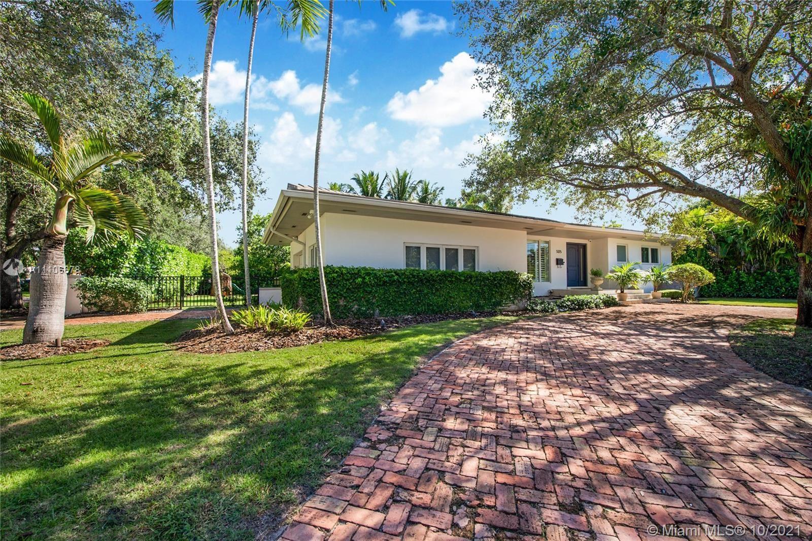 5125 Donatello St, Coral Gables, FL 33146 - #: A11106678