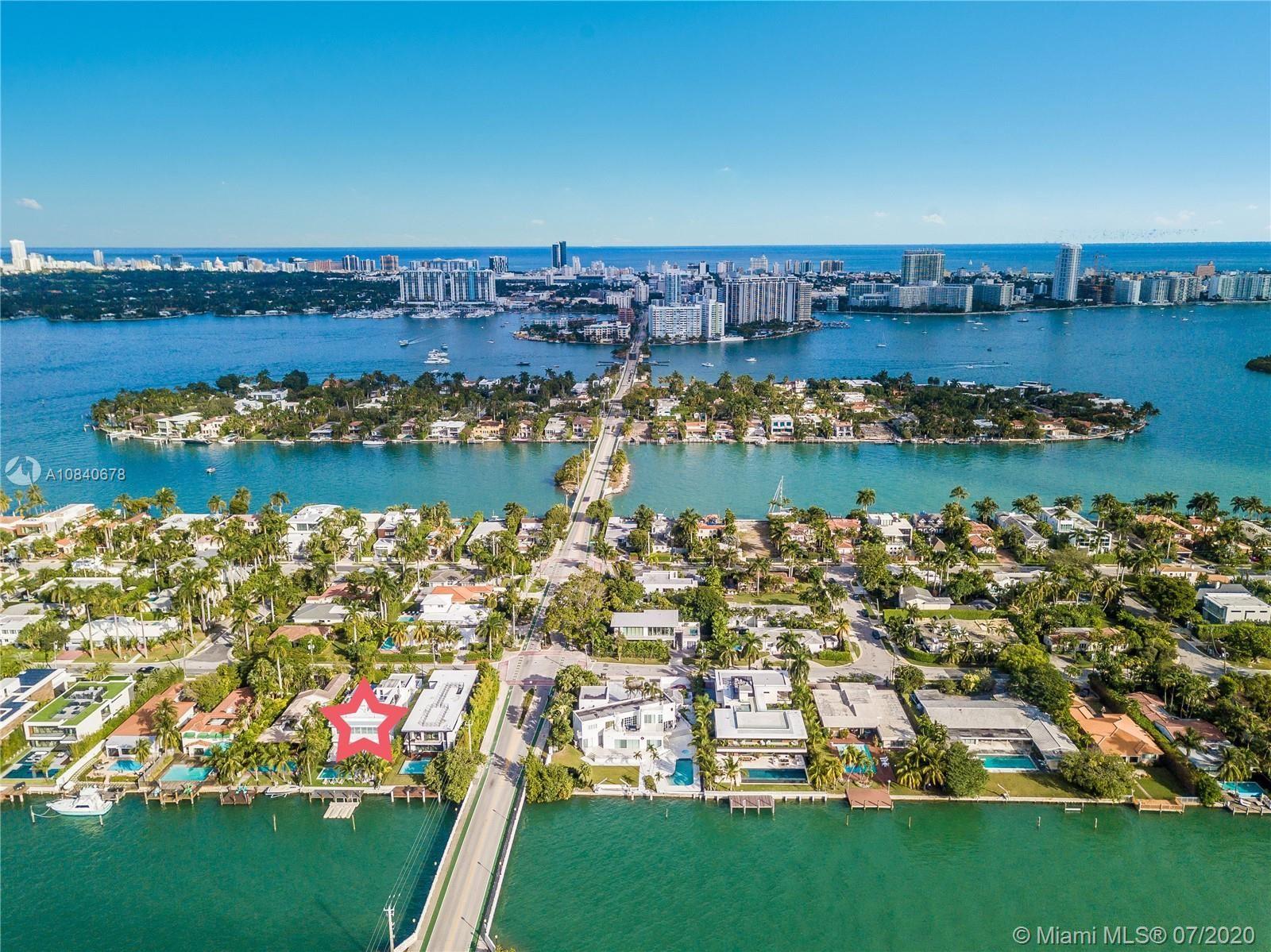 Photo 3 of Listing MLS a10840678 in 440 W Dilido Dr Miami Beach FL 33139