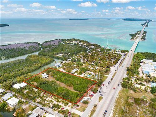 Photo of 0 Lot Overseas Hwy, Other City - Keys/Islands/Caribbean, FL 33036 (MLS # A10740679)