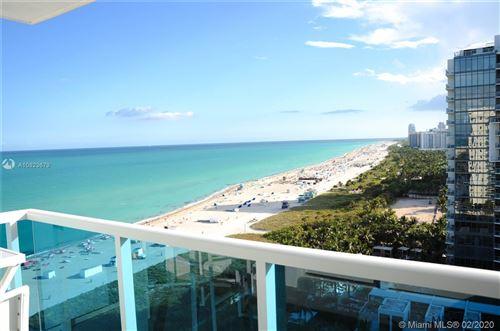 Photo of 2301 Collins Ave #1509, Miami Beach, FL 33139 (MLS # A10823679)