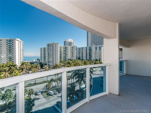 Photo of 3800 S Ocean Dr #717, Hollywood, FL 33019 (MLS # A10986679)