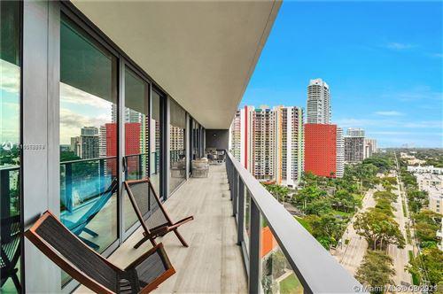 Photo of 1451 Brickell Ave #1605, Miami, FL 33131 (MLS # A11058679)