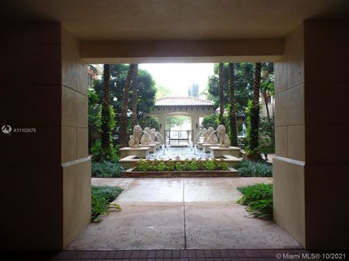 Photo of 100 Andalusia Ave #307, Coral Gables, FL 33134 (MLS # A11102679)