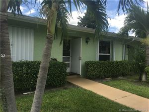 Photo of 1825 NW 13th St #86-A, Delray Beach, FL 33445 (MLS # A10758680)