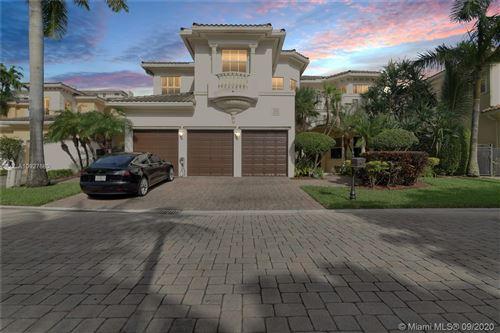 Photo of 1455 Windjammer Way, Hollywood, FL 33019 (MLS # A10927680)