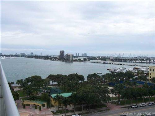 Photo of 1800 N Bayshore Dr #1004, Miami, FL 33132 (MLS # A11016680)