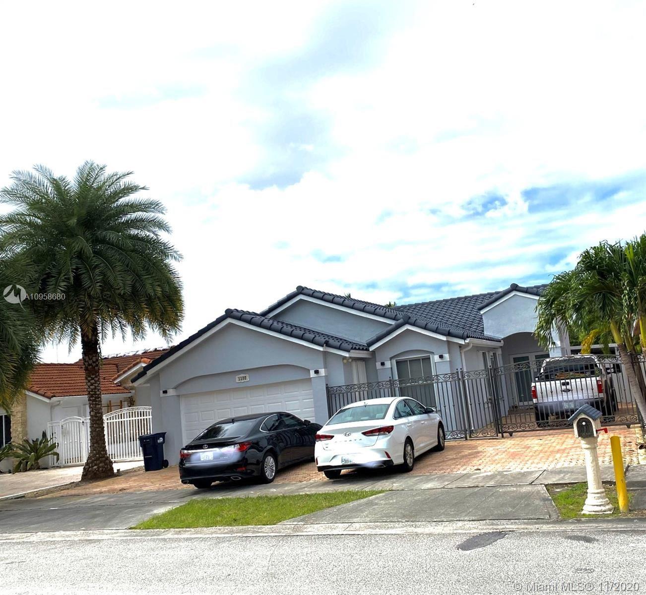 1180 NW 134th Ave, Miami, FL 33182 - #: A10958680