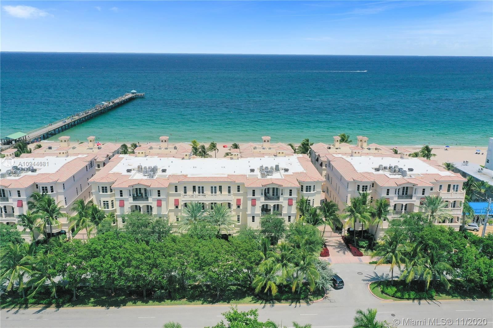 4320 El Mar Dr #403, Lauderdale by the Sea, FL 33308 - #: A10944681