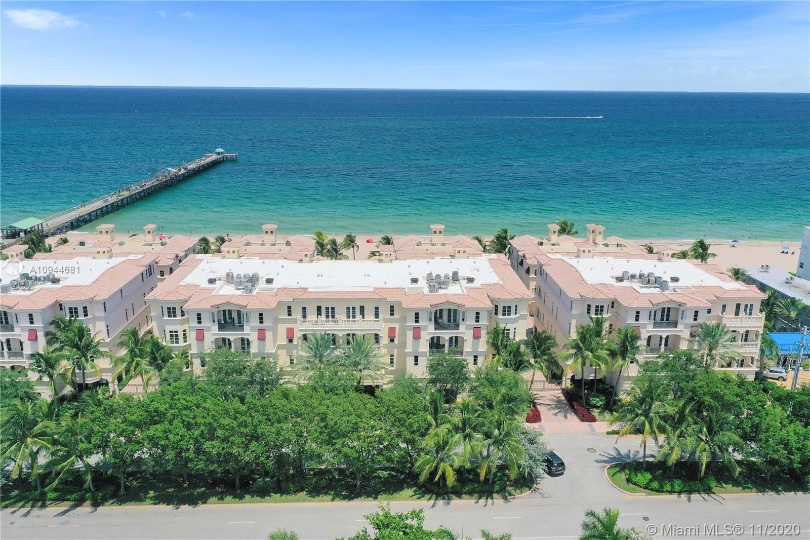Photo of 4320 El Mar Dr #403, Lauderdale By The Sea, FL 33308 (MLS # A10944681)
