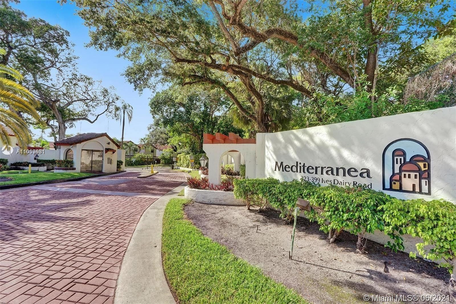 343 Ives Dairy Rd #343-04, Miami, FL 33179 - #: A11053681