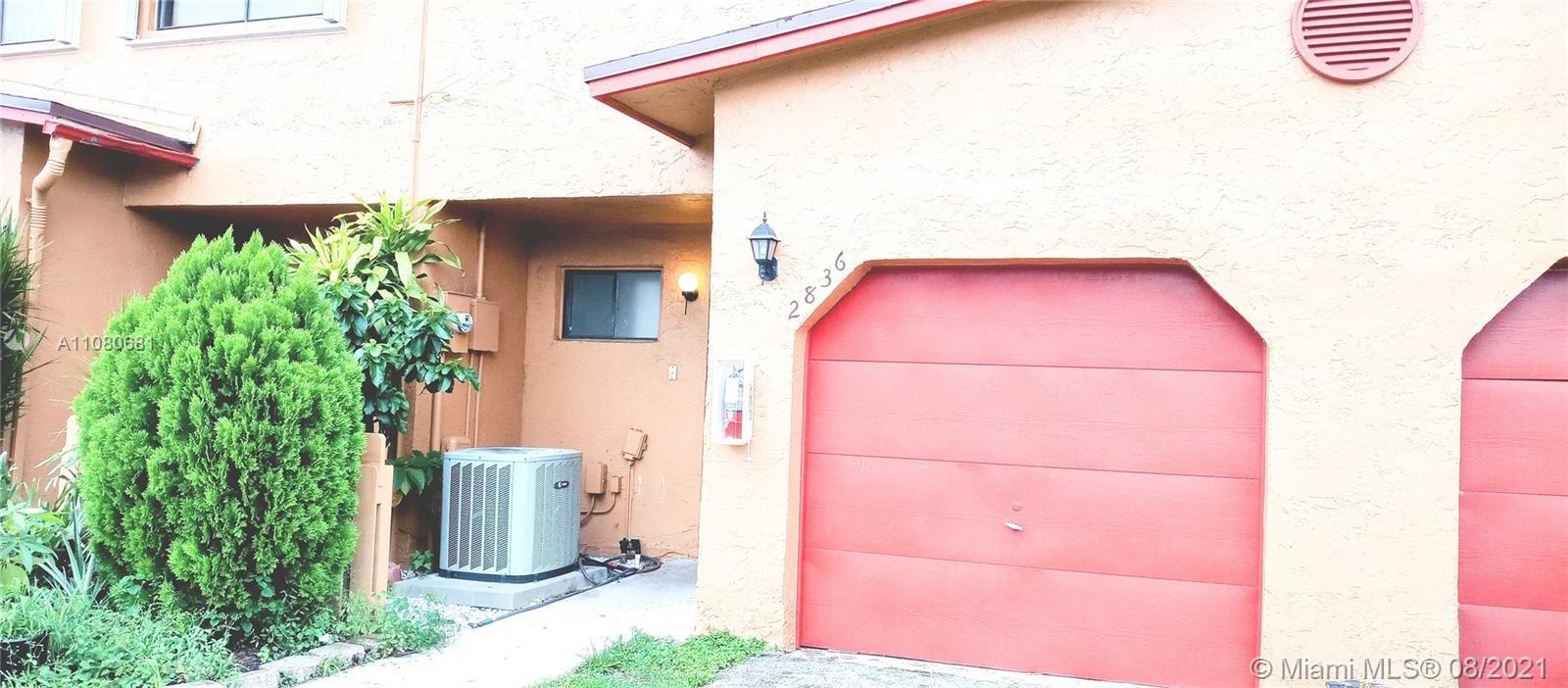 2836 NW 80th Ave #2836, Sunrise, FL 33322 - #: A11080681