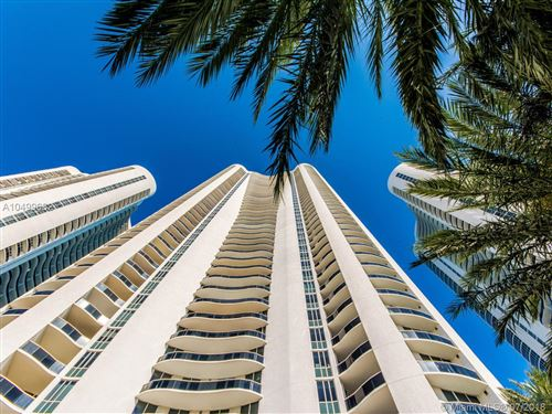 Photo of 15901 Collins Ave #2907, Sunny Isles Beach, FL 33160 (MLS # A10499682)