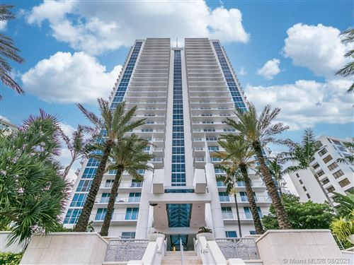 Photo of 3101 S Ocean Dr #1707, Hollywood, FL 33019 (MLS # A11078682)