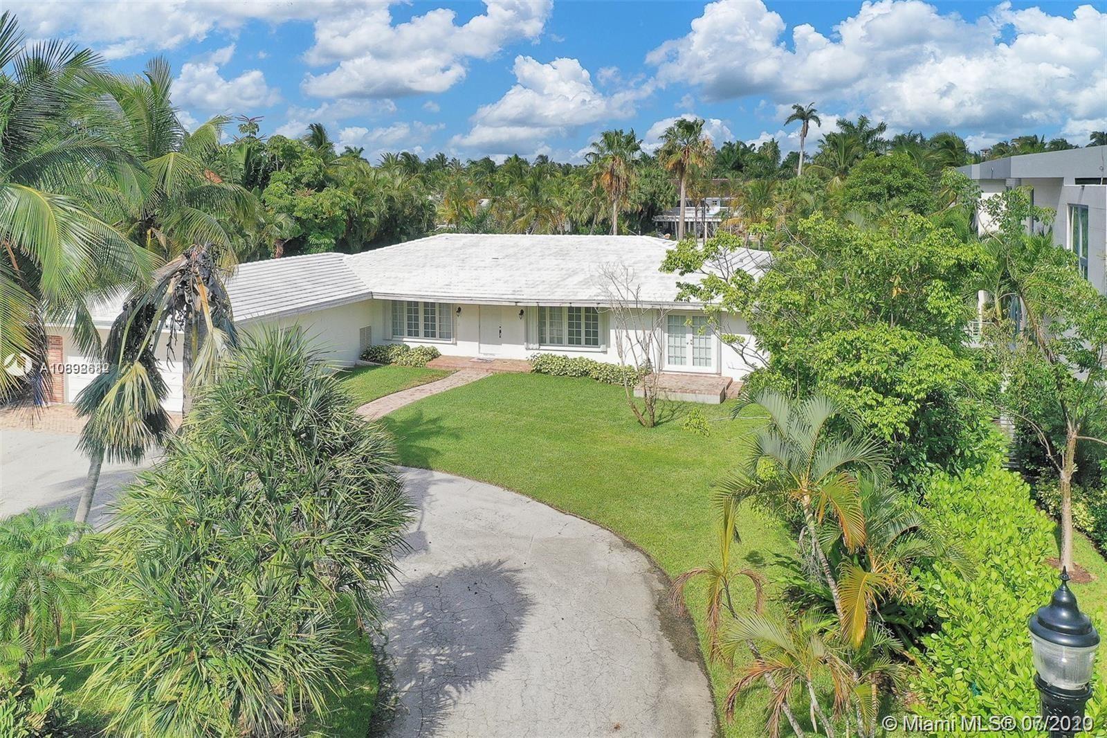 Photo of 313 Center Island, Golden Beach, FL 33160 (MLS # A10898682)