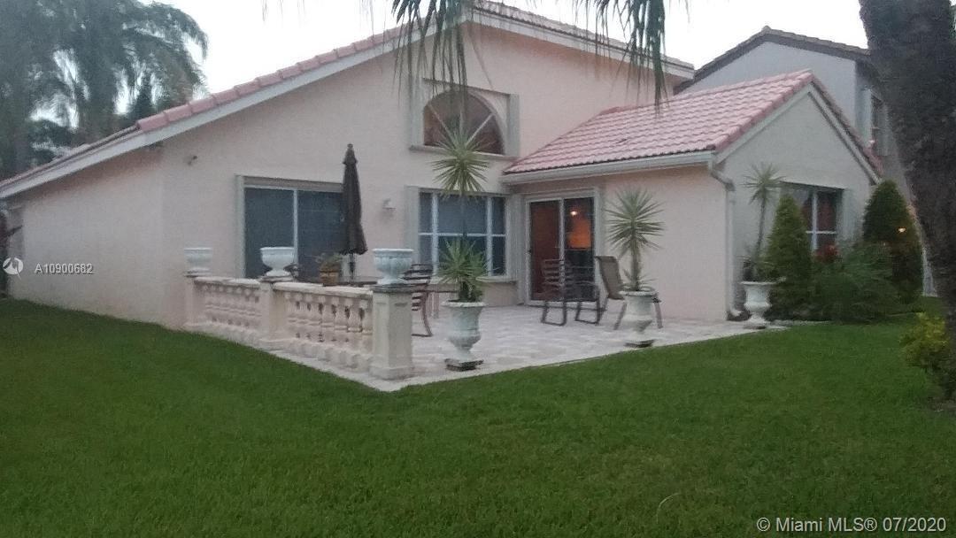 18221 SW 18th St, Miramar, FL 33029 - #: A10900682