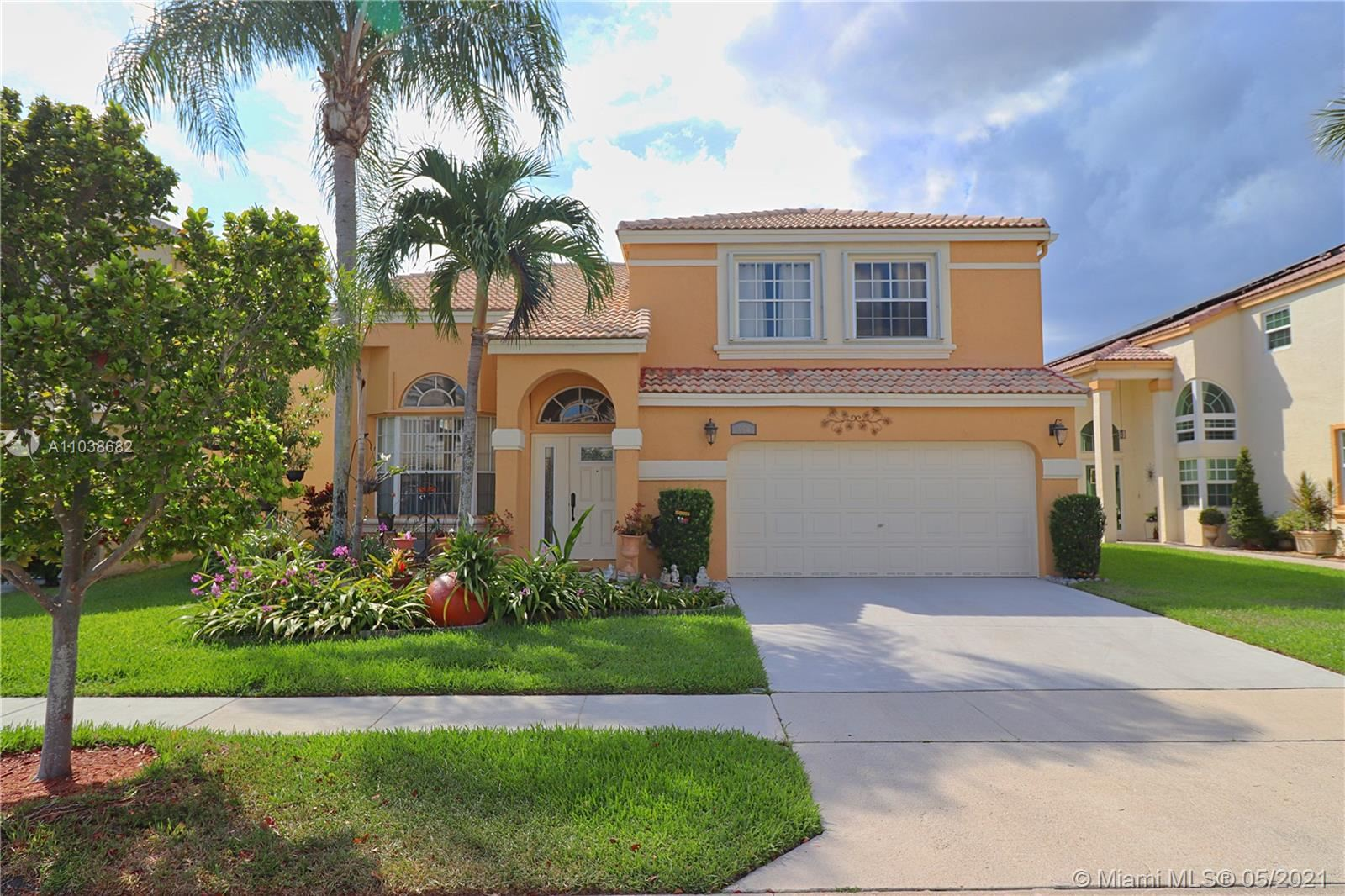 Photo of 660 NW 155th Ter, Pembroke Pines, FL 33028 (MLS # A11038682)