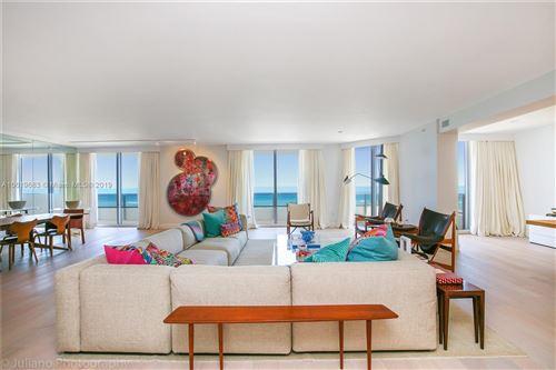 Foto de inmueble con direccion 5801 Collins Ave #500 Miami Beach FL 33140 con MLS A10619683