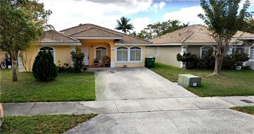 Photo of Listing MLS a10848683 in 20514 NW 19th Ave Miami Gardens FL 33056