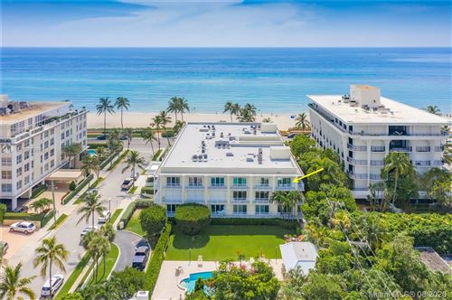 Photo of 350 S Ocean Blvd #307, Palm Beach, FL 33480 (MLS # A10893683)